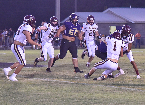 Lions prepare to battle Bees Friday