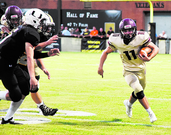 Lions welcome rival Tigers to town Friday