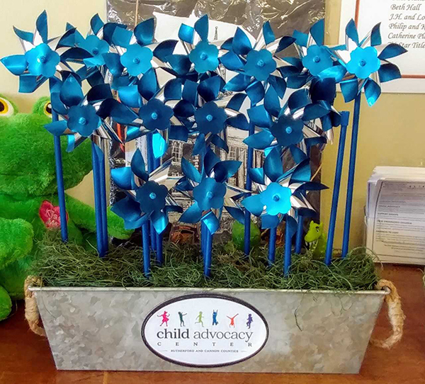 'Pinwheels for Prevention' to be held April 17