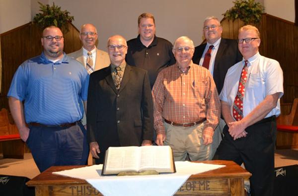 Salem Association 2019 Officers