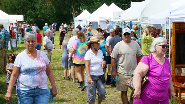 White Oak Crafts Fair returns this weekend