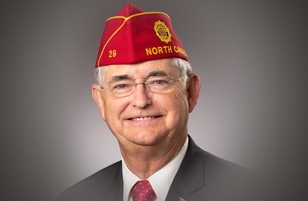 American Legion National Commander to visit Patriot's Day 9/11 Ceremony